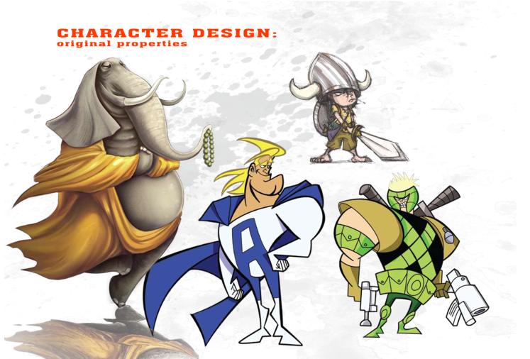Character Design2